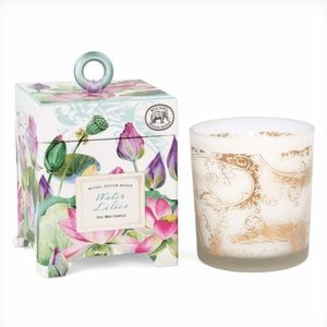 Michel Design Works 'Water Lilies' Soy Wax Candle